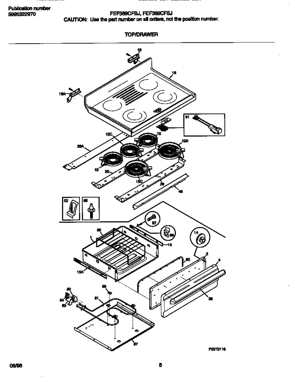 Diagram for FEF389CFSJ