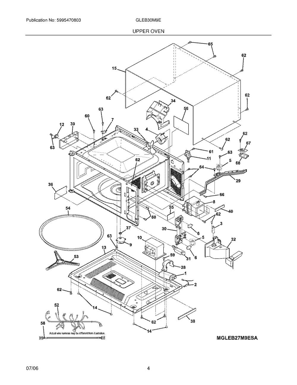 Diagram for GLEB30M9EQC