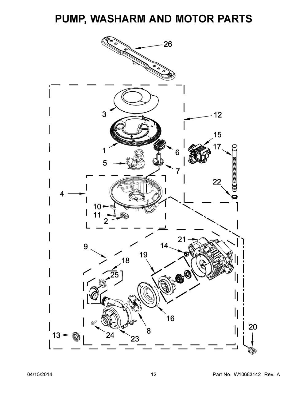 Diagram for MDB4949SDH0