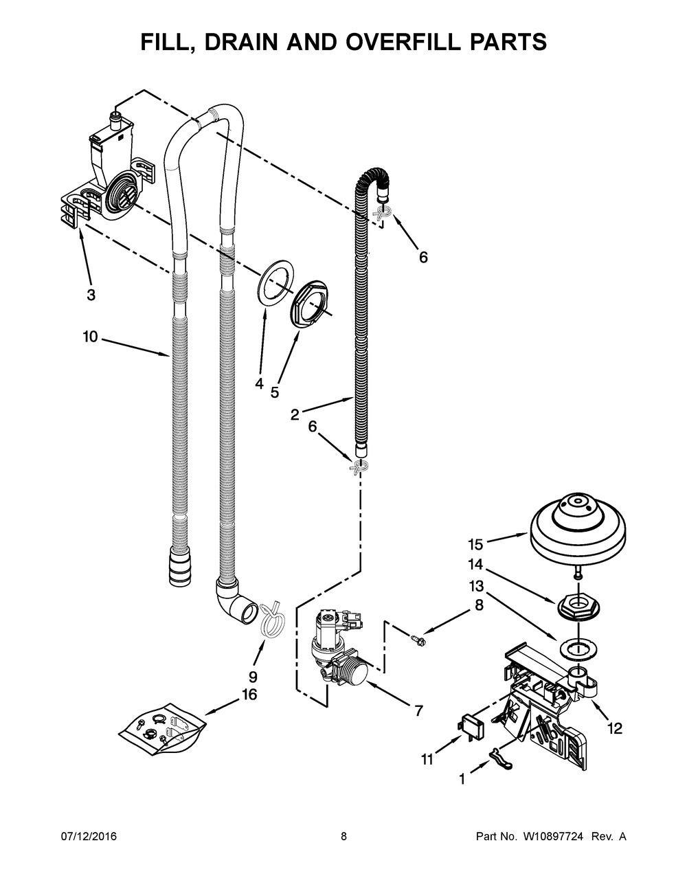 Diagram for MDB7949SDM3