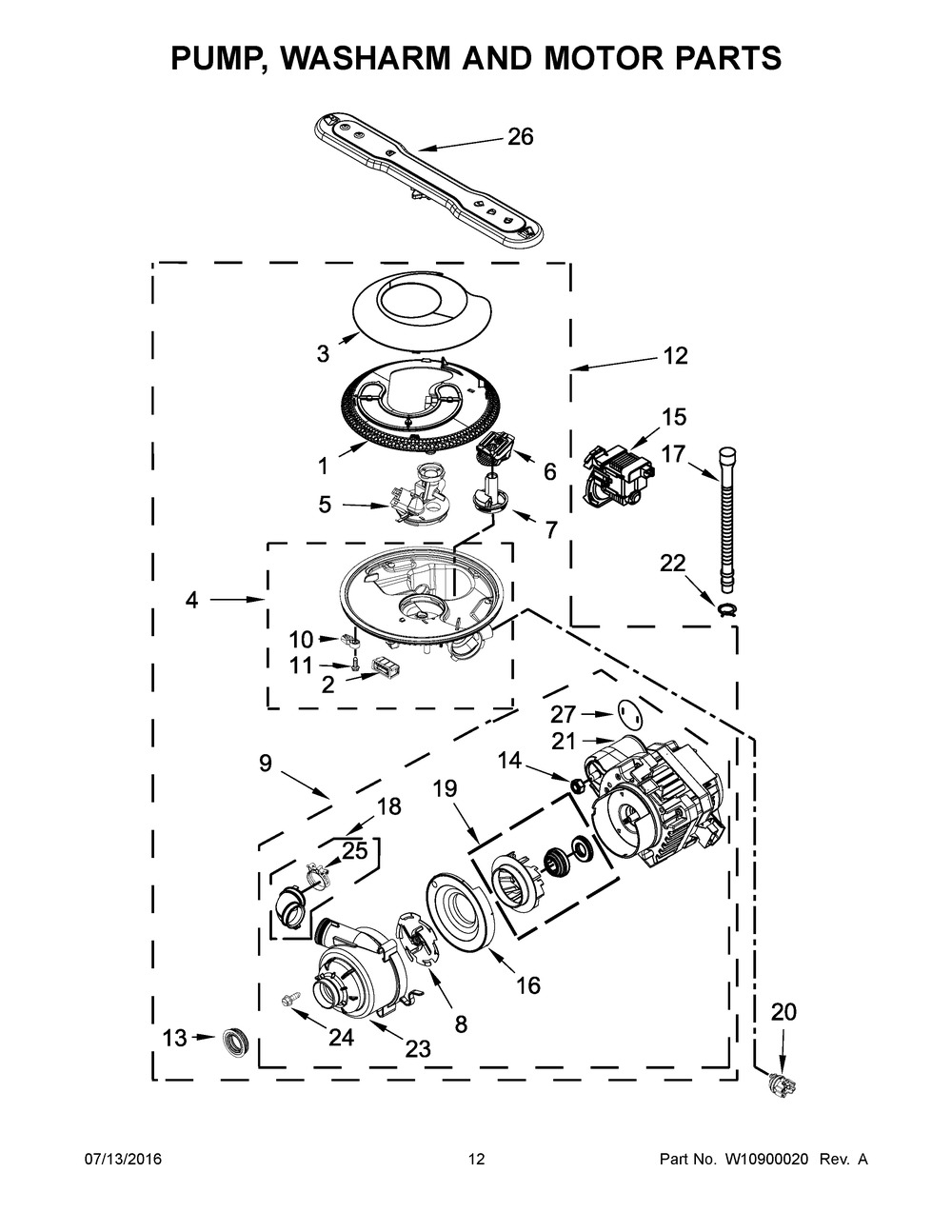Diagram for MDB7949SDZ0