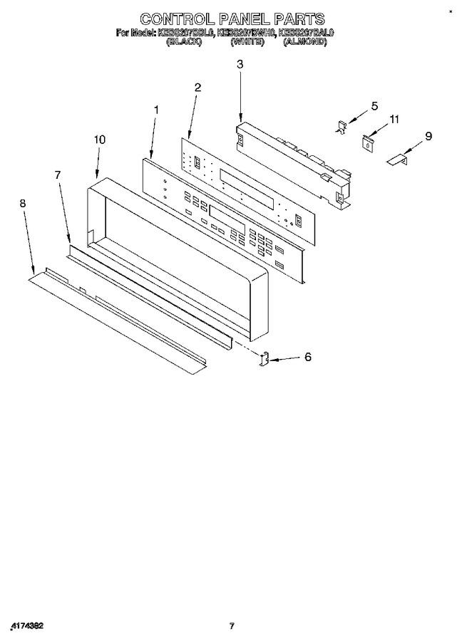 Diagram for KEBS207BAL0
