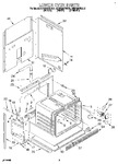 Diagram for 02 - Lower Oven