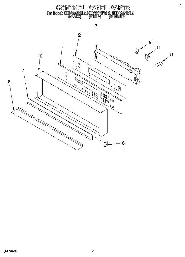 Diagram for KEBS207BAL2
