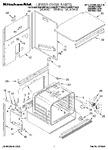 Diagram for 01 - Upper Oven