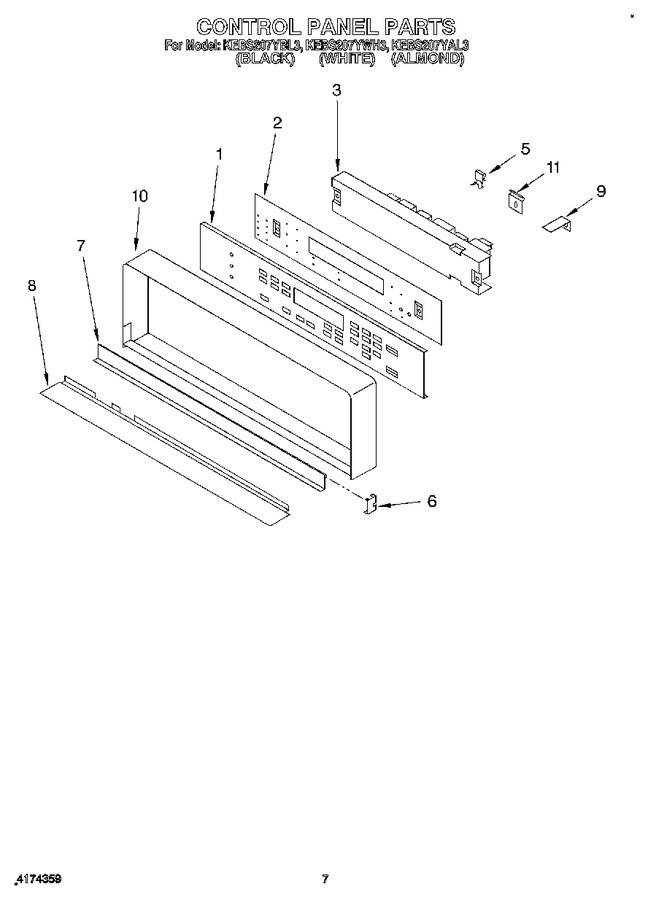 Diagram for KEBS207YAL3
