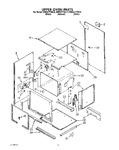 Diagram for 03 - Upper Oven