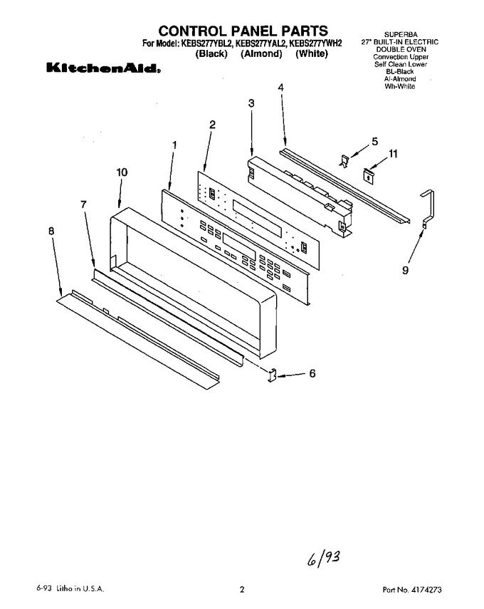 Diagram for KEBS277YAL2