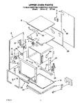 Diagram for 02 - Upper Oven