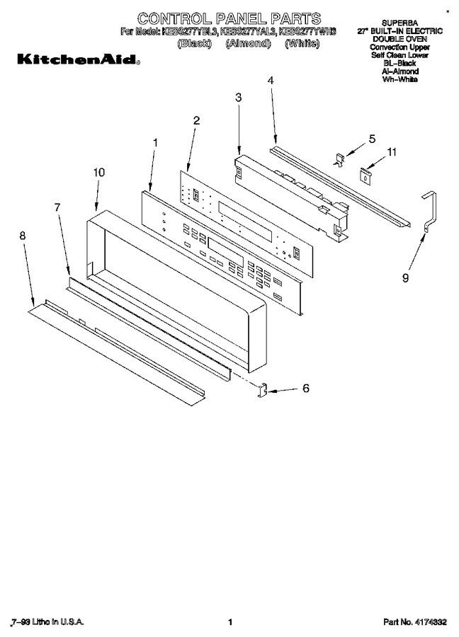 Diagram for KEBS277YAL3