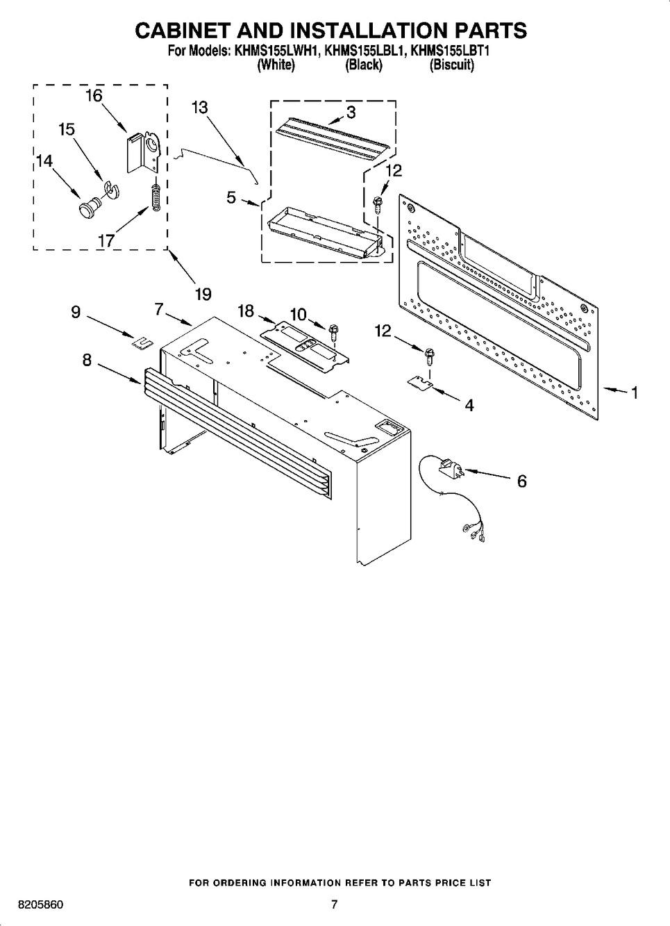 Diagram for KHMS155LBL1