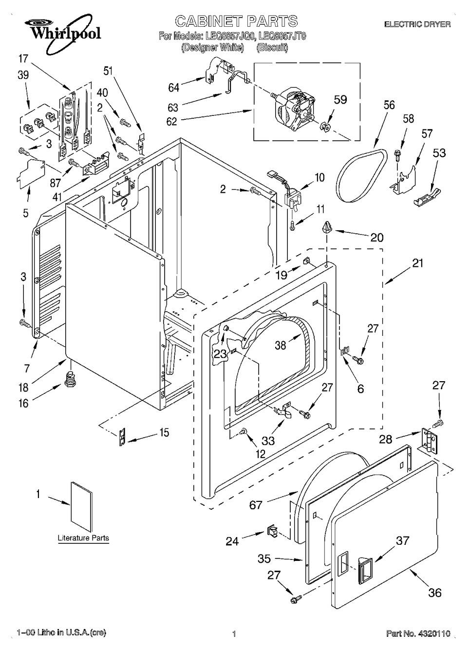 Diagram for LEQ8857JT0