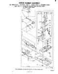 Diagram for 05 - 688636 Burner Assembly