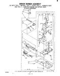 Diagram for 06 - 688638 Burner Assembly