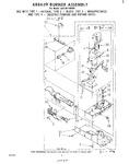 Diagram for 06 - 688639 Burner Assembly