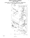 Diagram for 04 - 688639 Burner Assembly