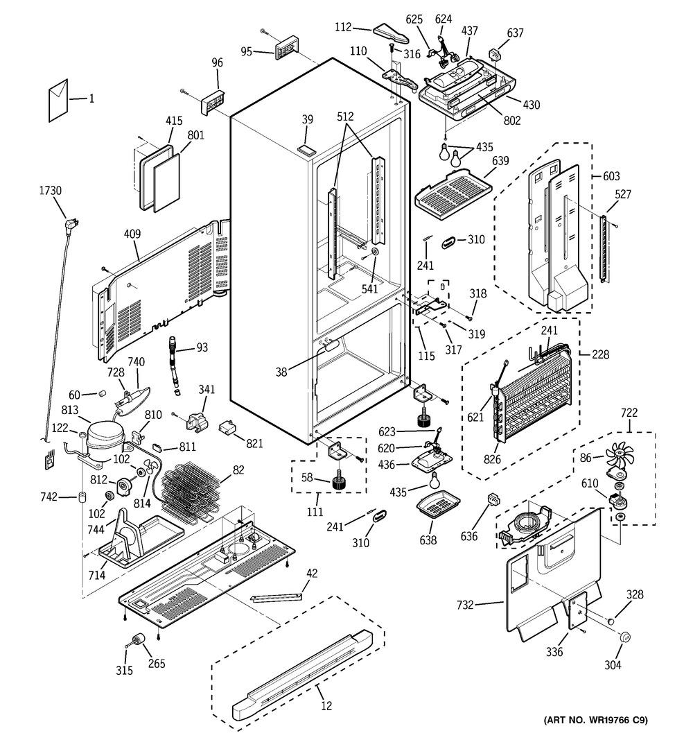 Diagram for PDS22MBRBBB