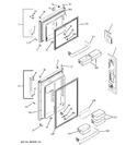 Diagram for 1 - Doors