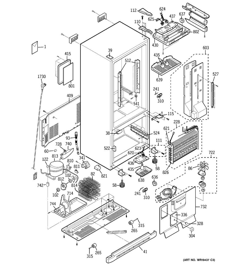 Diagram for PDS22MBPAWW
