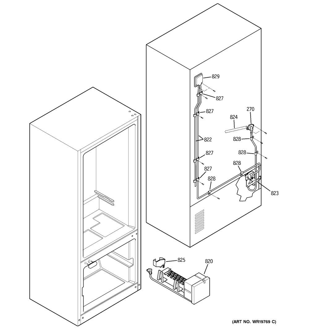 Diagram for PDS22MCRAWW