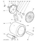 Diagram for 4 - Drum