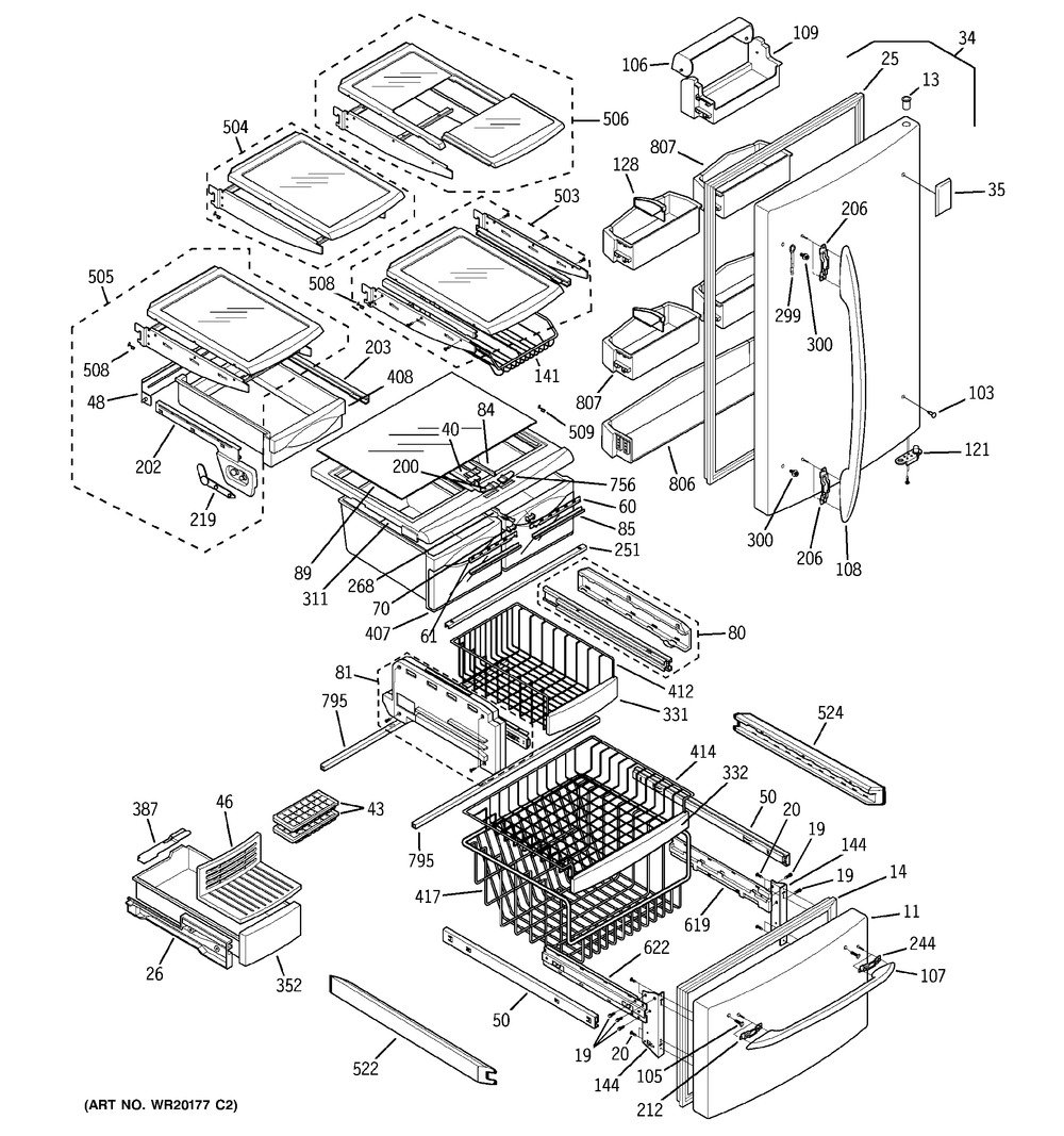 Diagram for PDS22MBWBBB