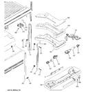 Diagram for 5 - Freezer Shelves
