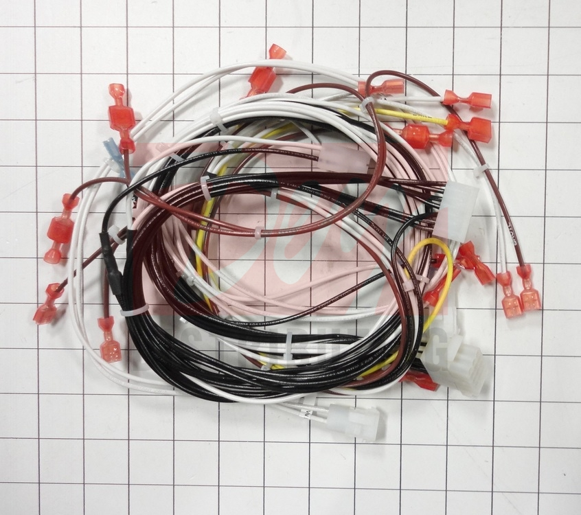 oven wiring harness electric oven wiring 106412 - dacor range/stove/oven wire harness, 100 vac ... #12