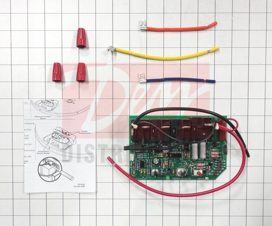 100093769 American Water Heater Circuit Control Board