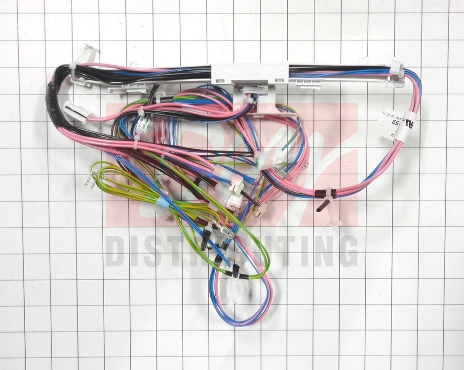 WPW10278751 - Whirlpool Washer/Dryer Wire Harness   Dey ... on cable harness, radio harness, engine harness, nakamichi harness, suspension harness, amp bypass harness, electrical harness, safety harness, oxygen sensor extension harness, battery harness, maxi-seal harness, dog harness, pet harness, obd0 to obd1 conversion harness, alpine stereo harness, fall protection harness, pony harness,