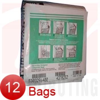 5303296400 - Frigidaire Trash Compactor Bags (12 Pk)