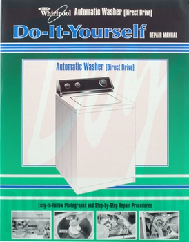 4313896 - Whirlpool Direct Drive Washing Machine Manual