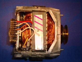 134159500 - Frigidaire Washing Machine 3/4 HP Drive Motor