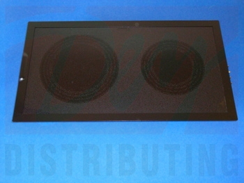 4378982 - Jenn-Air Black Glass Cooktop Assembly