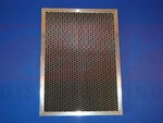 Aluminum Carbon Fiber Range Hood Filter