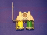 Frigidaire Refrigerator Double Outlet Water Valve