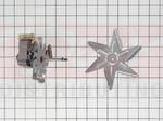 GE Range/Oven/Stove Convection Fan Motor