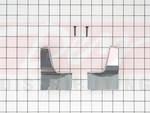 GE Range/Oven/Stove Door Handle End Caps