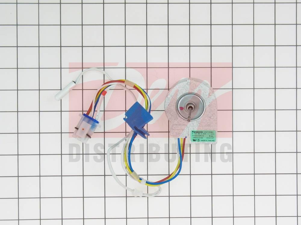 wiring diagram for an evaporator fan motor wr60x10074 ge refrigerator dc evaporator fan motor dey  ge refrigerator dc evaporator fan motor