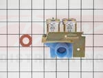 GE Refrigerator Double Inlet Water Valve