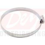 """Deflecto 4"""" Aluminum Worm Drive Clamp"""