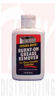 5304448381 - Cooktop Burnt-On Grease Remover