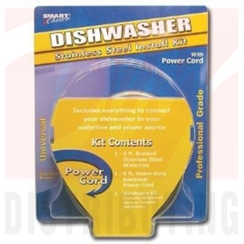 5305517519 dishwasher installation kit with power cord. Black Bedroom Furniture Sets. Home Design Ideas