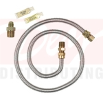Whirlpool Dryer Gas Connector Kit