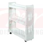Whirlpool Laundry Supply Storage Cart
