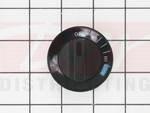 GE Range Surface Burner Knob