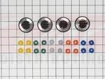 GE Range/Oven/Stove Universal Knob Kit