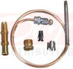 """Robertshaw Furnace 18"""" Snap-Fit Thermocouple"""