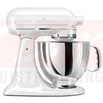 KitchenAid Artisan 5 Quart Stand Mixer - White on White