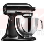 KitchenAid Artisan 5 Quart Stand Mixer - Onyx Black